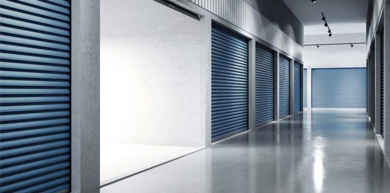 self storage air conditioning